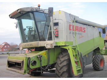 Claas LEXION 440 EVOLUTION - combine harvester