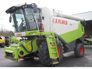 Claas LEXION 530 - combine harvester