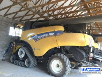 New Holland CR 9090 Elevation SCR Raupe - combine harvester