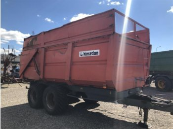 Farm tipping trailer/ dumper CD 120 BT