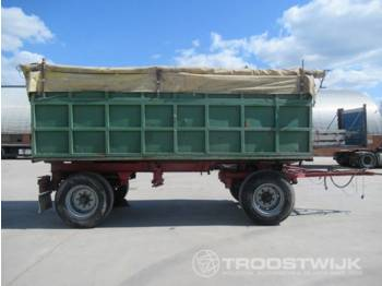 Farm tipping trailer/ dumper IFA HL 80.11