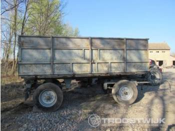 Farm tipping trailer/ dumper IFA HW 60.11