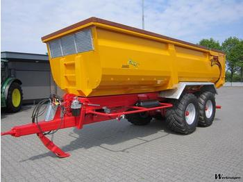Farm tipping trailer/ dumper Jako Tiger 180