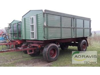 Farm tipping trailer/ dumper Kröger HDK 300: picture 1