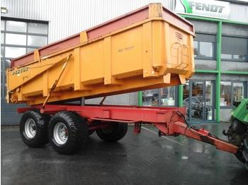 Peecon KW13000 - farm tipping trailer/ dumper