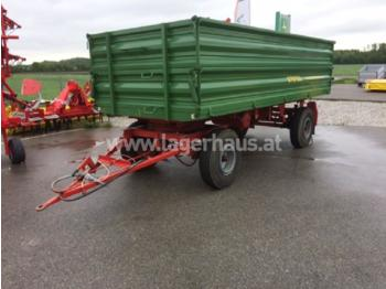 Farm tipping trailer/ dumper STETZL 5 TO