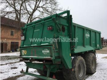 Farm tipping trailer/ dumper TEBBE HS 220