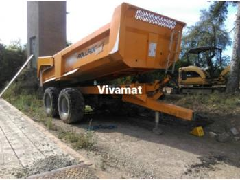 Farm tipping trailer/ dumper nc 5800