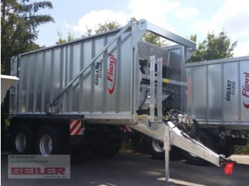 Farm trailer Fliegl ASW 271 C FOX 40m³ SPEED-COVER