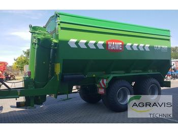 Farm trailer Hawe ULW 2500 T