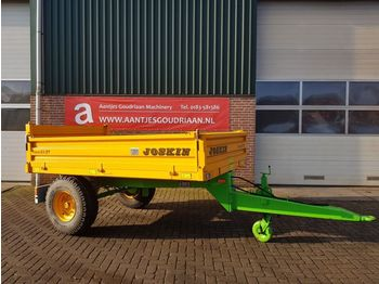 JOSKIN 3 tons kipper - farm trailer