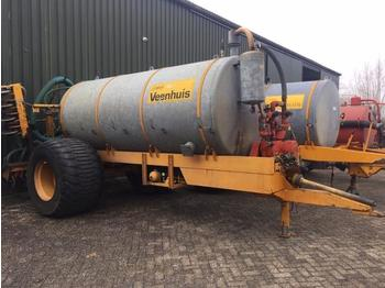 Fertilizing equipment VEENHUIS 6800LTR TANK+5 MTR BEMESTER