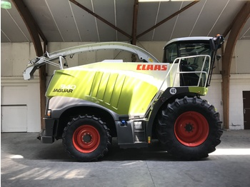 Claas Jaguar 940 - forage harvester