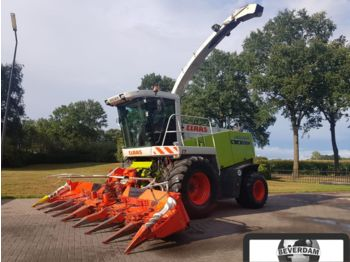 claas jaguar 900 - forage harvester