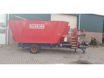 SILOKING voermengwagen VM 18 DUO - forage mixer wagon