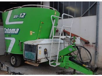 Tatoma MV12 - forage mixer wagon