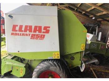Round baler CLAAS Rollant 250 RC