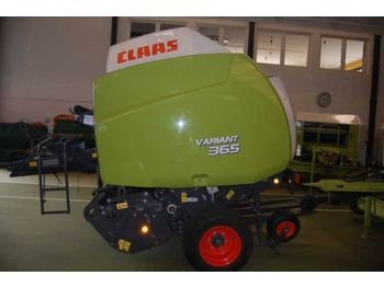 CLAAS Variant 365 RC - round baler