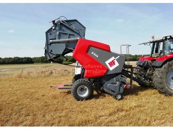 Round baler Metal-Fach Z514 CHAMBRE VARIABLE