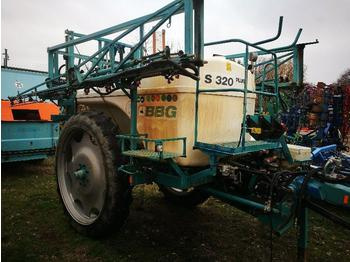Tractor mounted sprayer BBG S320