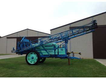 Berthoud MAXXOR 40 - trailed sprayer