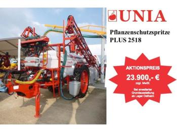 Unia Plus 2518 - trailed sprayer
