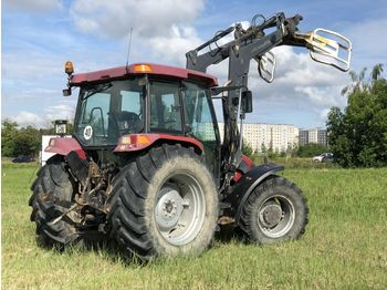 CASE IH JX1100U - wheel tractor