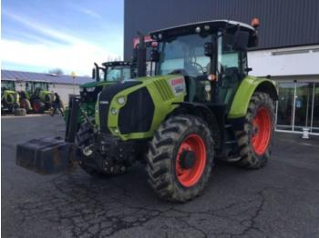 CLAAS ARION520CIS - wheel tractor