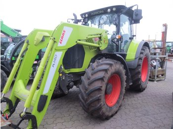 CLAAS ARION 550 C-Matic - wheel tractor