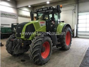 CLAAS AXION 820 C-MATIC PRIVATVK - wheel tractor