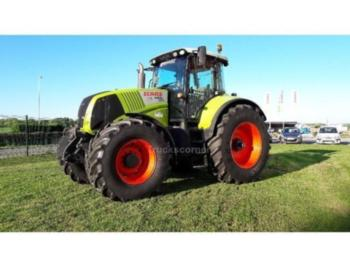 CLAAS AXION 850 - wheel tractor