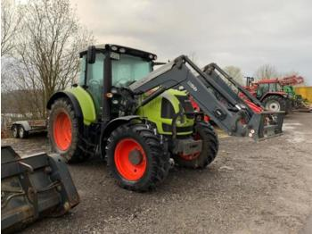 CLAAS Arion 520 - wheel tractor