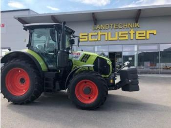 CLAAS Arion 530 CEBIS CMATIC - wheel tractor