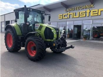CLAAS Arion 530 CIS+ - wheel tractor