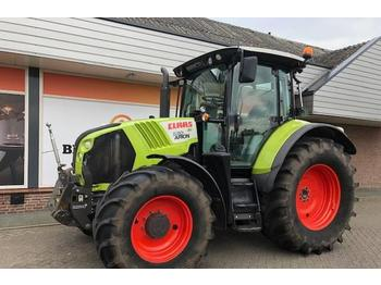 Wheel tractor CLAAS Arion 530 cis, fronthef + pto