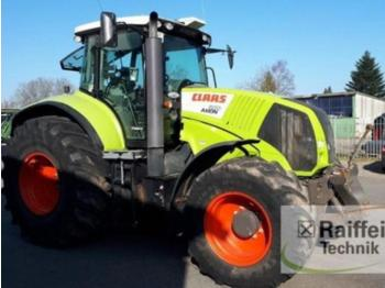 CLAAS Axion 820 Cmatic - wheel tractor