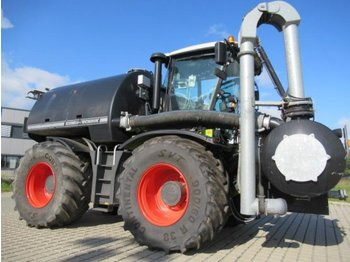 Wheel tractor CLAAS XERION 3800 TRAC VC