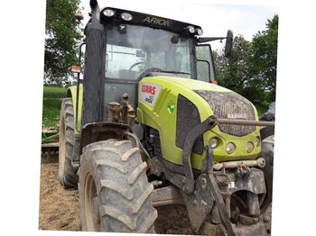 Claas ARION410 - wheel tractor