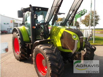 Claas ARION 650 CEBIS TIER 3B - wheel tractor