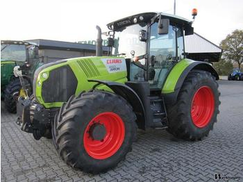 Wheel tractor Claas Arion 650 CIS