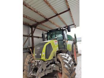 Wheel tractor Claas Axion 820 C-Matic