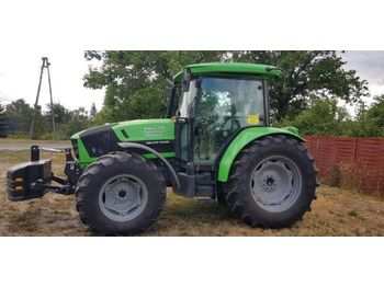 DEUTZ-FAHR 5105.4G* - wheel tractor