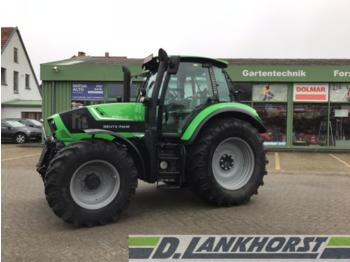 Deutz-Fahr 6160 TTV - wheel tractor