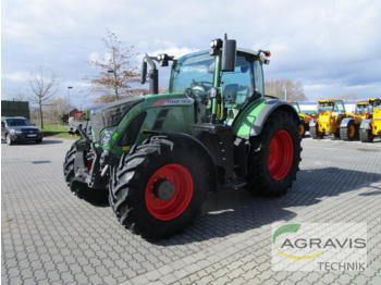 Fendt 716 VARIO S4 PROFI PLUS - wheel tractor