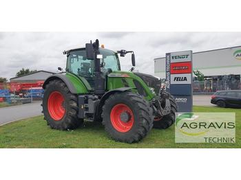 Fendt 724 VARIO S4 PROFI PLUS - wheel tractor