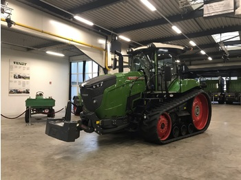 Fendt 943 Vario MT S4 - wheel tractor