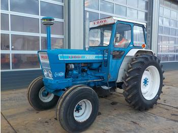 Ford 7000 - wheel tractor