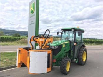 John Deere 5075gv demo - wheel tractor