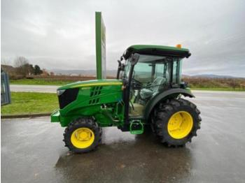 John Deere 5090gv demo - wheel tractor