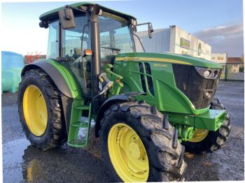 John Deere 6100MC - wheel tractor